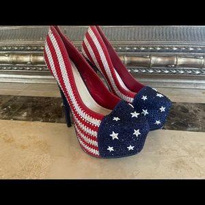 Patriotic Heels